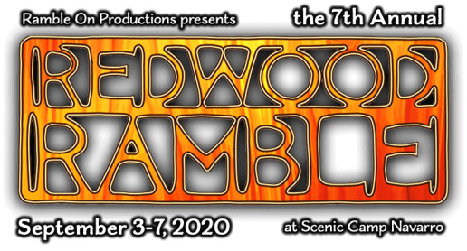 Redwood Ramble - September 3-7, 2020